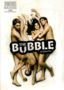 Multi Award winning Israeli movie The bubble released in 2006