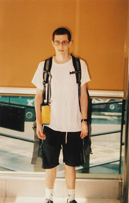Young Israeli Soldier Gilad Shalit