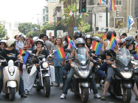 Tel Aviv Gay Pride Parade 2008