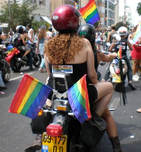 Gay Pride Tel aviv 2008