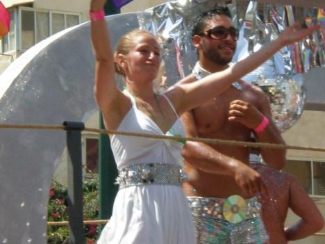 Tel Aviv Gay Pride Parade 2008