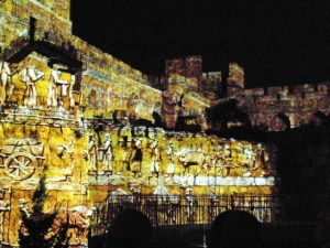 Jerusalem Night Spectacular Show